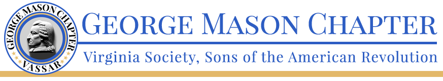 George Mason Chapter, Virginia Society, Sons of the American Revolution
